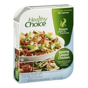Healthy Choice Steaming Entrees Sesame Glazed Chicken