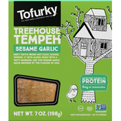 Tofurky Treehouse Tempeh, Sesame Garlic