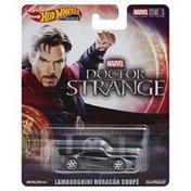 Hot Wheels Toy, Car, Doctor Strange, Lamborghini Huracan Coupe