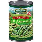 Springfield Fancy Cut Asparagus