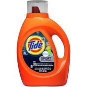 Tide Plus Febreze He Turbo Clean Liquid Laundry Detergent