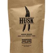 Husk Indiana Green Beans