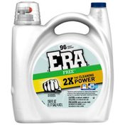 Era Free Liquid Laundry Detergent, 96 Loads 150 fl oz