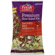 Fresh Express Slaw Salad Kit, Premium, Smoked BBQ Sriracha