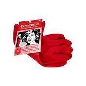 Star Kitchen Sk True Blue Gloves Red M