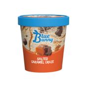 Blue Bunny Salted Caramel Craze