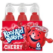Kool-Aid Bursts Cherry Artificially Flavored Soft Drink