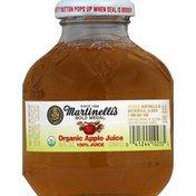 Martinelli's 100% Juice, Organic Apple