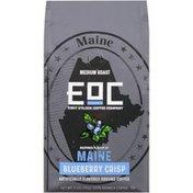 Eight O'Clock Coffee Maine Blueberry Crisp Flavored Medium Roast Ground Coffee