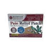 Solstice Medicine Tiger Balm Pain Relief Patch