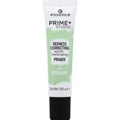 Essence Primer, Redness Correcting + Pore Minimizing