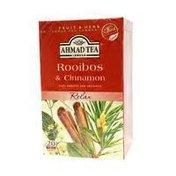 Ahmad Tea Rooibos & Cinnamon Tea