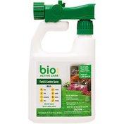 Bio Active Care Yard & Garden Spray Kills 40+ Insects