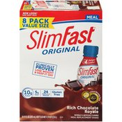 Slimfast Original Rich Chocolate Royale Meal Replacement Shake