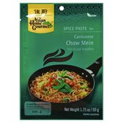 Asian Home Gourmet Spice Paste, Cantonese Chow Mein