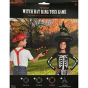 Amscan Witch Hat Ring Toss Game, Inflatable