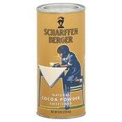 Scharffen Berger Cocoa Powder, Natural, Sweetened