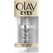 Olay Illuminating Eye Cream for dark circles under eyes