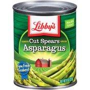 Libby's Tender Green Cut Spears Asparagus