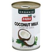 Badia Spices Coconut Milk, Lite, Organic