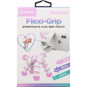 Premier Smartphone Flex Grip Mount, Unicorn