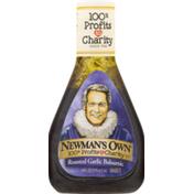 Newman's Own Vinaigrette Roasted Garlic Balsamic