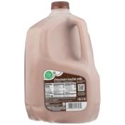 Food Club Chocolate Lowfat Milk
