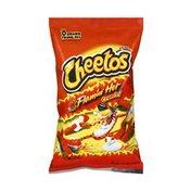 CHEETOS Cheese Flavored Snacks, Flamin' Hot, Crunchy