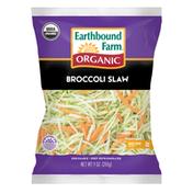 Earthbound Farms Organic Broccoli Slaw