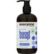 Everyone Hand Soap, Lavender + Coconut