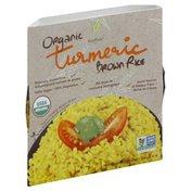 Healthee Brown Rice, Organic, Turmeric