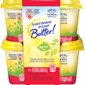 I Can't Believe It's Not Butter Vegetable Oil Spread, the Original, Twin Pack