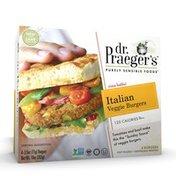Dr. Praeger's Italian Veggie Burgers