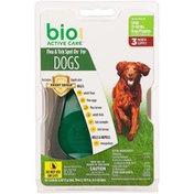 Bio Spot Active Care Flea & Tick Spot On for Dogs