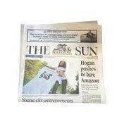 The Baltimore Sun Saturday Newspaper