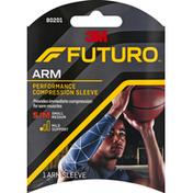 FUTURO Arm Sleeve, Mild Support, S/M