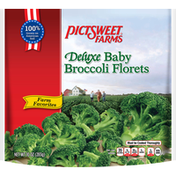 PictSweet Farms Deluxe Baby Broccoli Florets