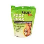 Relief MD Spearmint & Menthol Epsom Salt Foot Soak