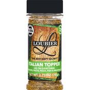 Loubier Italian Topper