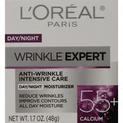 L'Oreal Moisturizer, Day/Night, 55+ Calcium