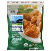Coastal Range Organics Popcorn Chicken, Organic