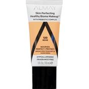 Almay Sunscreen, Beige 120, Broad Spectrum SPF 25
