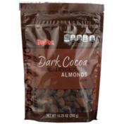 Hy-Vee Dark Cocoa Flavored Almonds