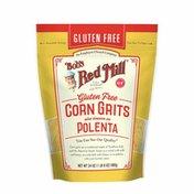 Bob's Red Mill Gluten Free Corn Grits, Polenta
