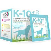 K 10 + Calming Formula For Your Dog's Water
