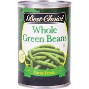 Best Choice Whole Green Beans
