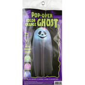 Fun World Ghost, Pop-Open, Color Change, 18 Inch