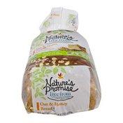 Nature's Promise Bread Oat & Honey