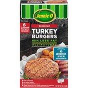 Jennie-O Seasoned 1/3 lb. Turkey Burgers
