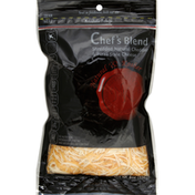 Natural & Kosher Shredded Cheese, Natural, Cheddar & Pizza Style